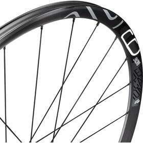 "Fulcrum Racing 6 DB Paire de roues 28"" 2-Way Fit Shimano CL, black/white"